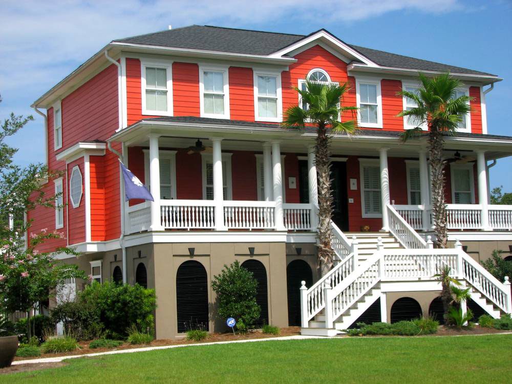 Professional Painter, Charleston SC - Exterior Home